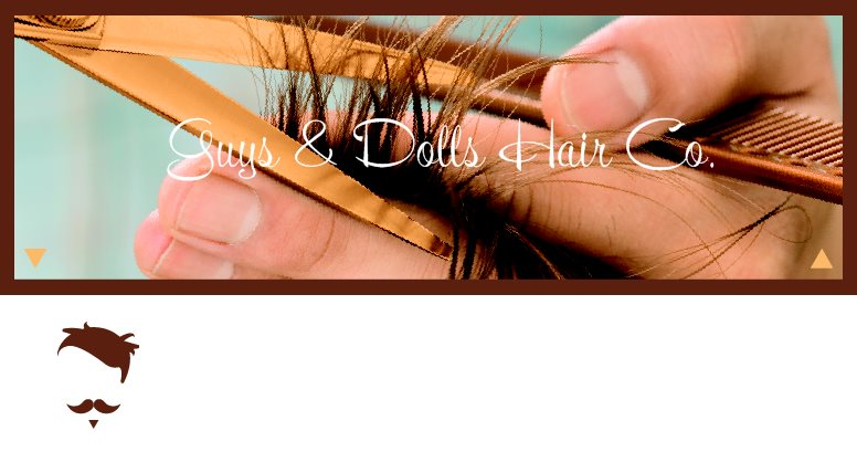 Guys & Dolls Hair Co. - Let us create a look you'll love